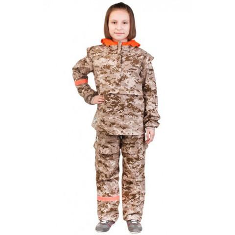 Детский противоэнцефалитный костюм Биостоп®  для девочек (6-12 лет)