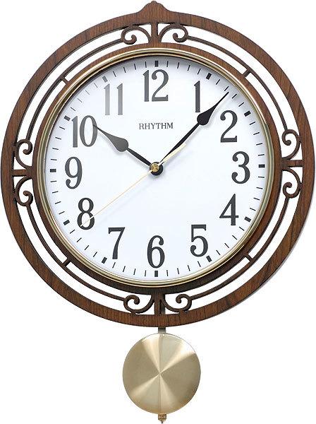 Настенные часы Rhythm CMP542NR06