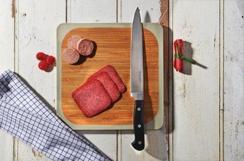 Нож для мяса кованый 20см CooknCo