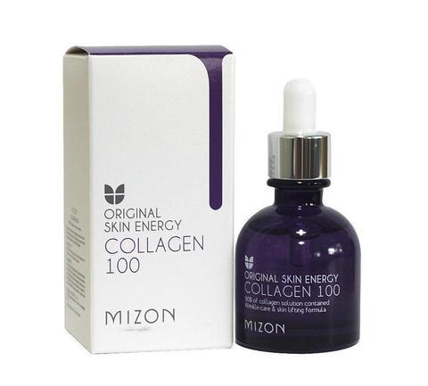 Концентрированная коллагеновая сыворотка MIZON Collagen 100