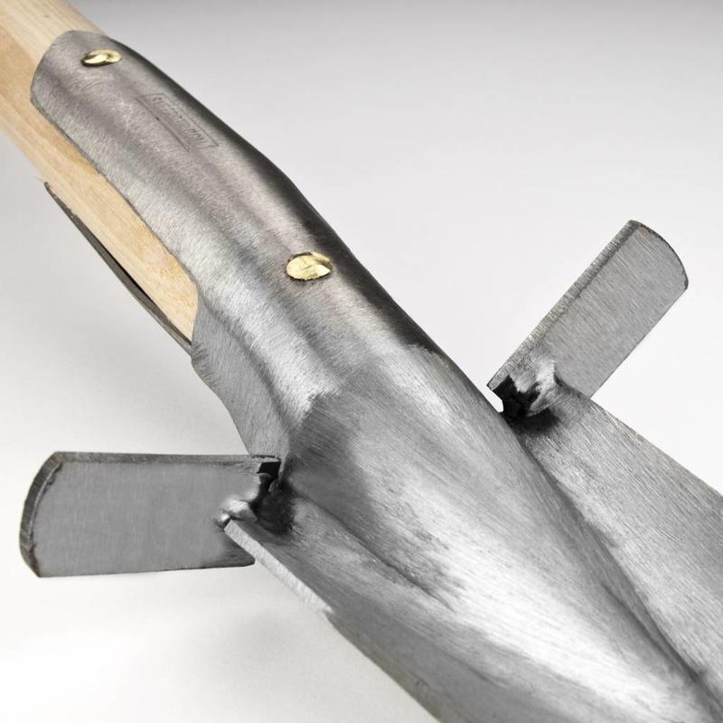 "Лопата ""Альпинарий"" Sneeboer с подставкой 90 см рукоятка"