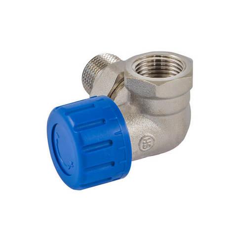 Клапан термостатический трехосевой левый DN 15 1/2 x GW 1/2
