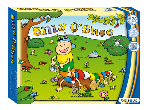"""Развивающая игра """"Билли О'Шу"""" ((Цвет: нет, Разм.:320 x 240 x 50 mm))"""