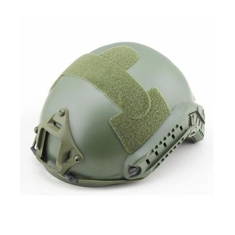 Wosport Шлем защитный FAST, Olive (HL-05-MH-OD)