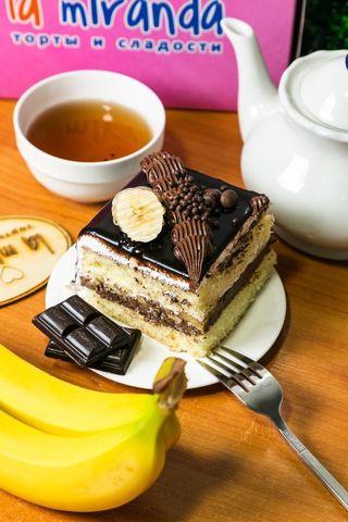Пирожное Банановое