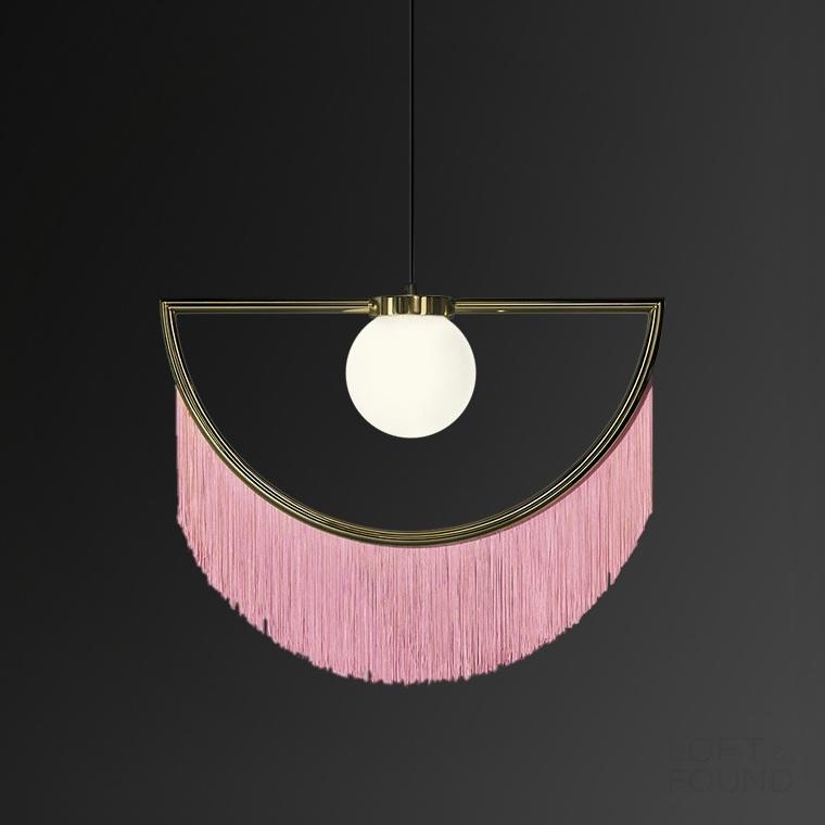 Подвесной светильник Lampatron style Fringe