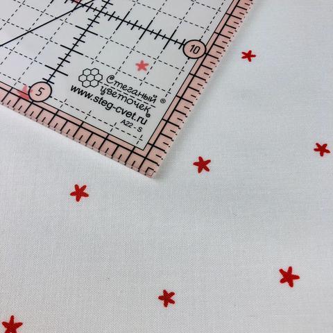 Ткань для пэчворка, хлопок 100% (арт. SA0602)