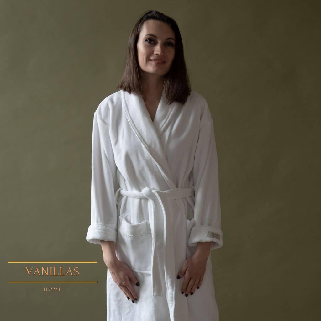 Лацио велюровый халат