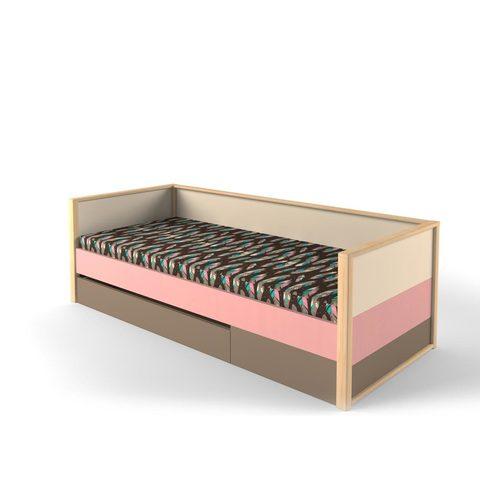 Кровать с ф/панелью  Робин Вуд