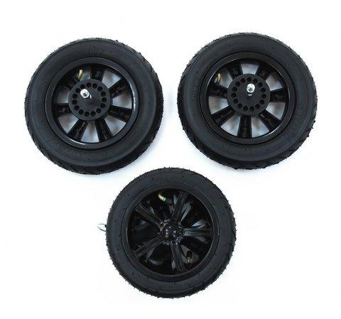 Комплект надувных колес Valco Baby Sport Pack для Snap Trend / Black