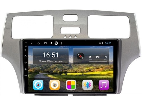 Магнитола для Lexus ES300 (01-06) Android 11 2/16GB IPS модель CB-3347T3L