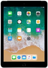 Планшет Apple iPad (2018) 128Gb Wi-Fi + Cellular (Space Gray)