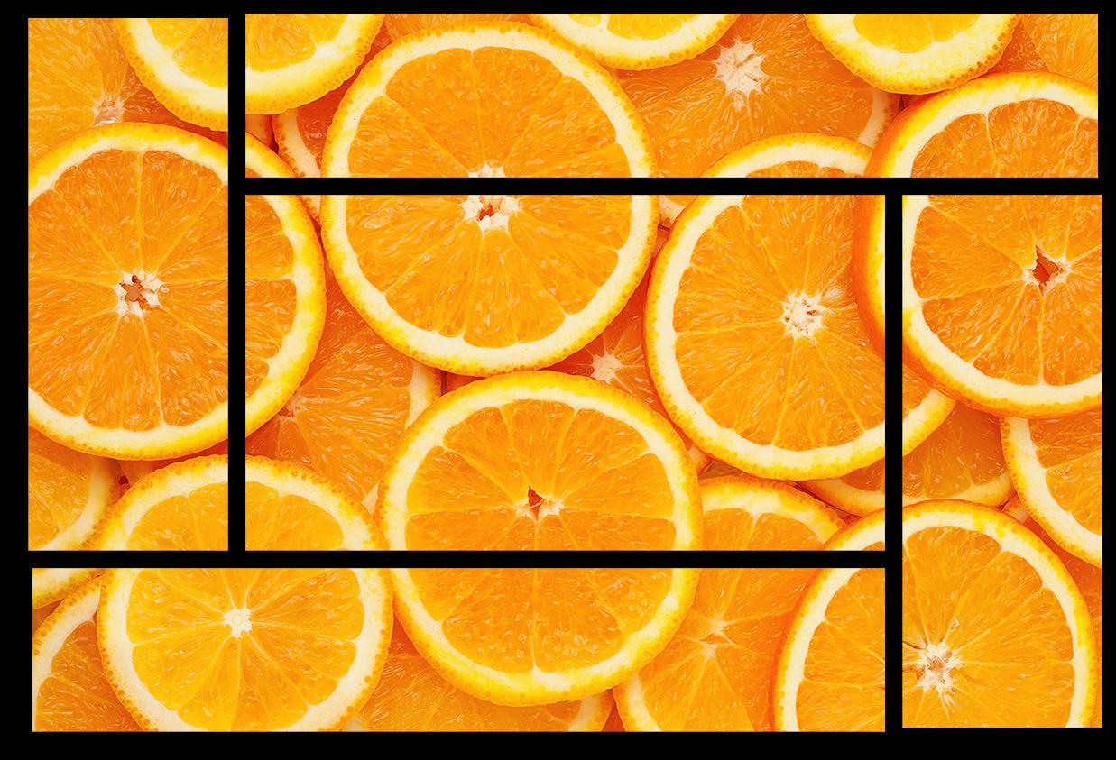 "Еда Модульная картина ""Апельсин"" М988.png"