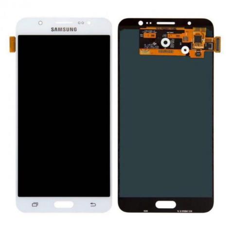 LCD SAMSUNG J7(2016) J710 + Touch White OLED MOQ:5