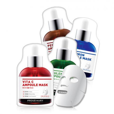 Proud Mary Ampoule Mask Pack ампульная тканевая маска