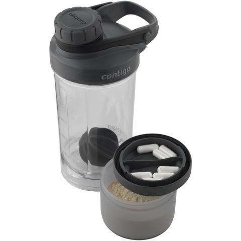 Шейкер Contigo Shake & Go (0,65 литра), черный