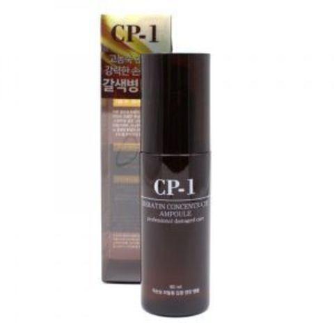 Esthetic House CP-1 Keratin Concentrate Ampoule концентрированная эссенция для волос с кератином