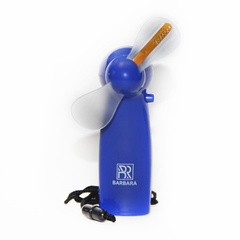 Вентилятор для сушки ресниц с LED Barbara