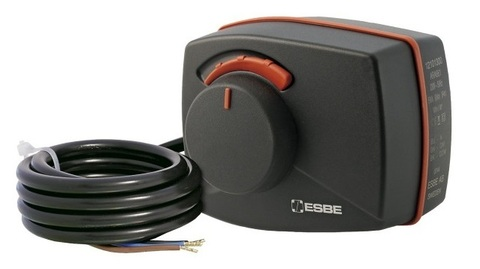 Esbe ARA 661 привод поворотный 230V, 120с, 6 Нм (12101300)