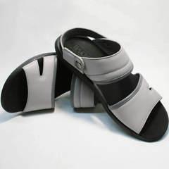 Босоножки сандалии мужские Ikoc 3294-3 Gray.