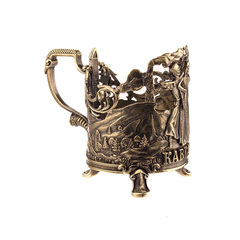 Коллекционный сувенирный подстаканник «Кавказ», фото 6