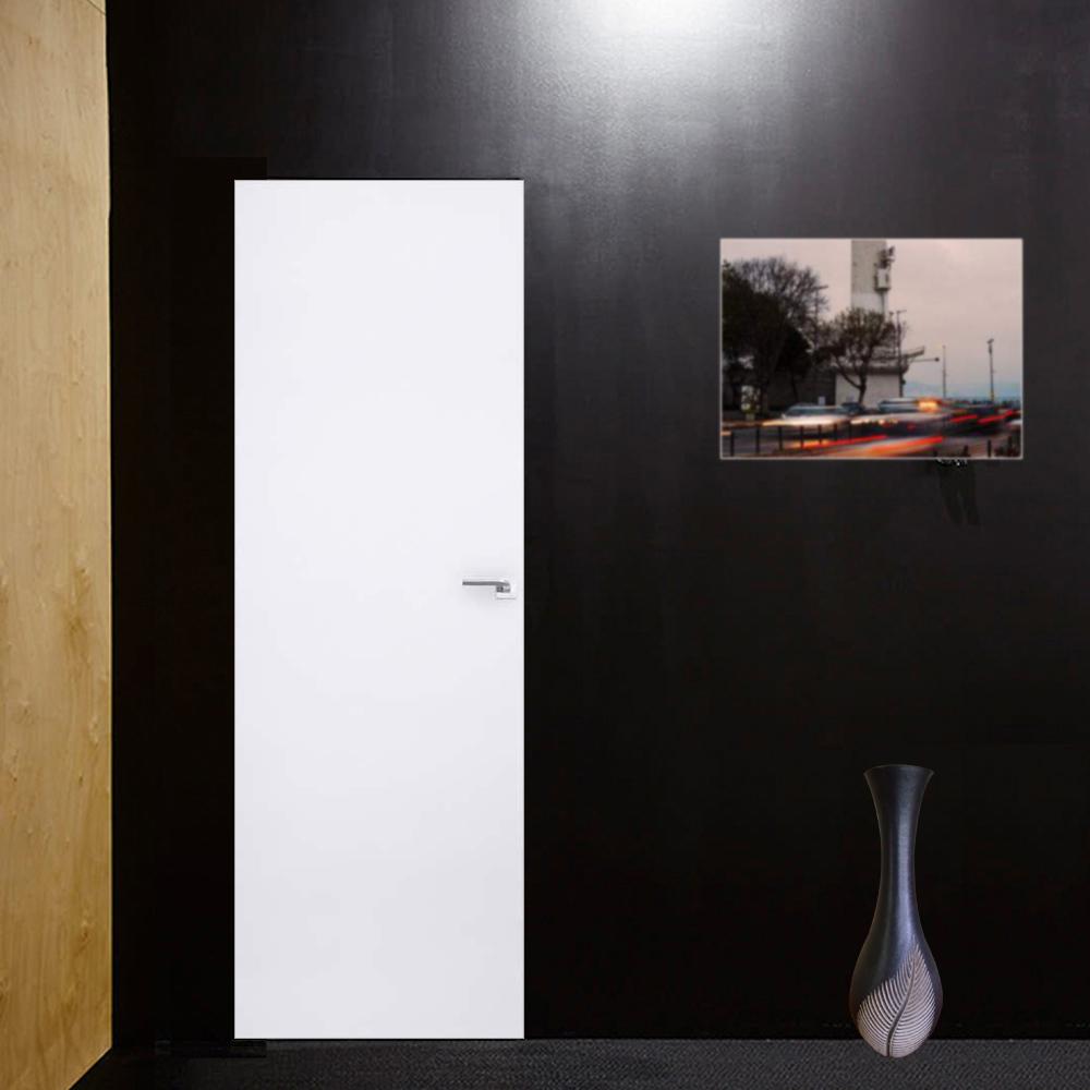 Скрытые двери Скрытая межкомнатная дверь Profil Doors 1E аляска с алюминиевой кромкой и внешним открыванием sd-1e-alaska-dvertsov.jpg