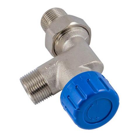 Клапан термостатический аксиальный DN 15 GZ 1/2 x M22 x 1,5GZ