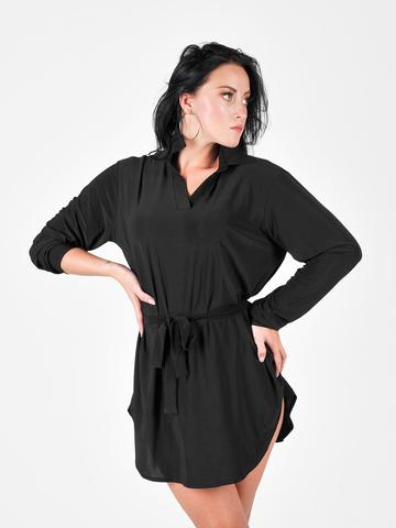Туника- платье поло