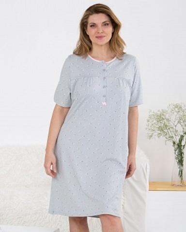 Ночная сорочка женская из органического хлопка Massana ML_717280