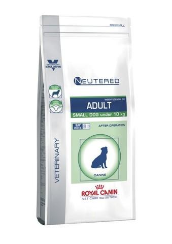 Royal Canin Neutered Adult Small Dog (3.5 кг) для взрослых стерилизованных и кастрированных собак мелких пород