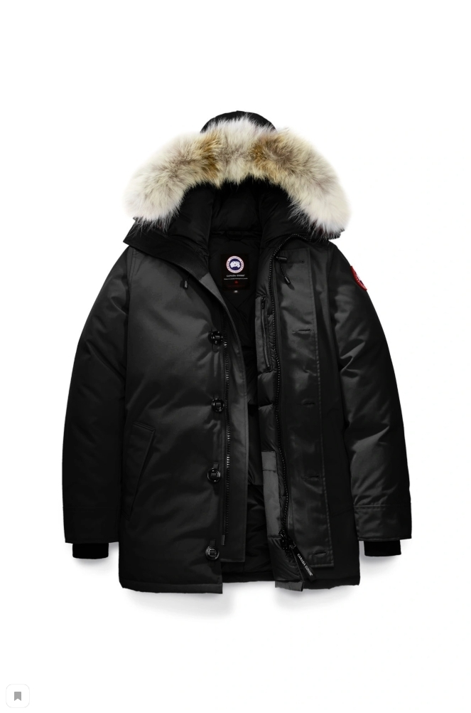 CHATEAU PARKA BLACK 3813