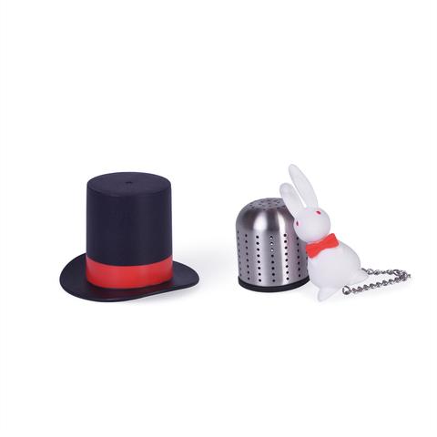 """7431 FISSMAN Ситечко для заваривания чая """"Кролик в шляпе"""",  купить"""