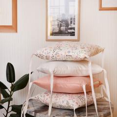 Комплект постельного белья для новорожденных с защитой-бортиками Верона Фламинго