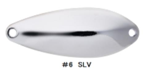 Блесна D-3 CUSTOM LURES D-3 SW SPOON 45g #6