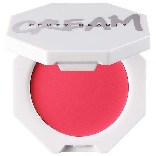 Румяна кремовые Fenty Beauty Cheeks Out Freestyle Cream Blush Strawberry Drip 05