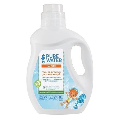 Гель для стирки детских вещей PURE Water 1000 мл