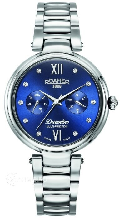 Часы женские Roamer 600 821 41 49 50 DreamLine Multifuncion Ladies