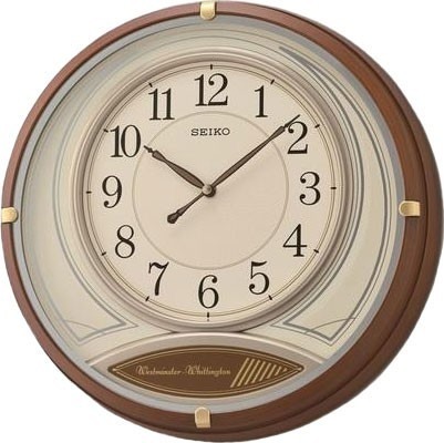Настенные часы Seiko QXD215BN
