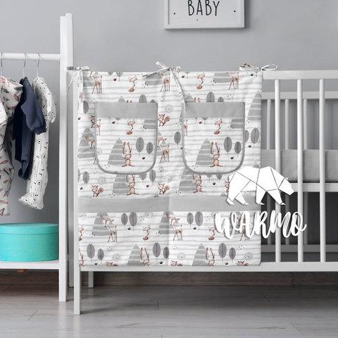 органайзер для ліжечка з малюнком бембі фото