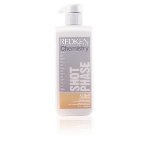 Redken Chemistry: Интенсивный уход для сухих и жестких волос (Shot Phase All Soft), 500мл