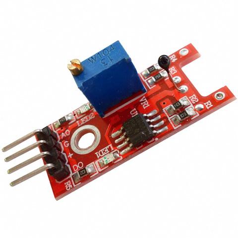 Температурный датчик с цифровым выходом KY-028