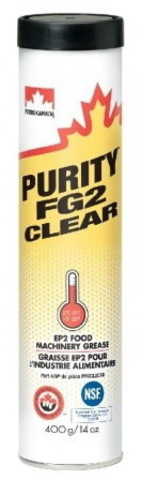 PURITY FG2 CLEAR (400 гр) пластичная смазка