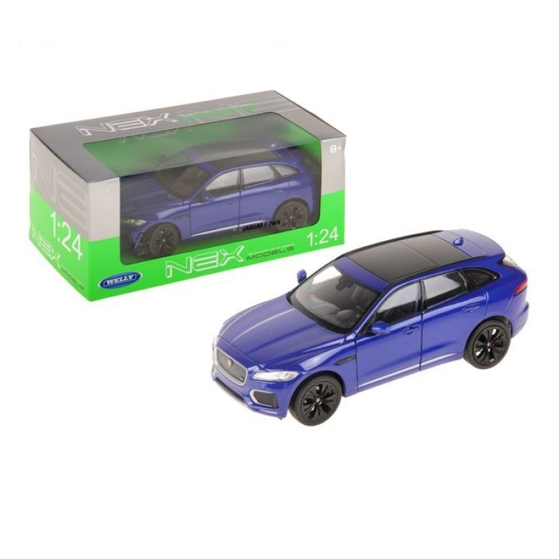 Машинка-игрушка Jaguar F-Pace 1:24