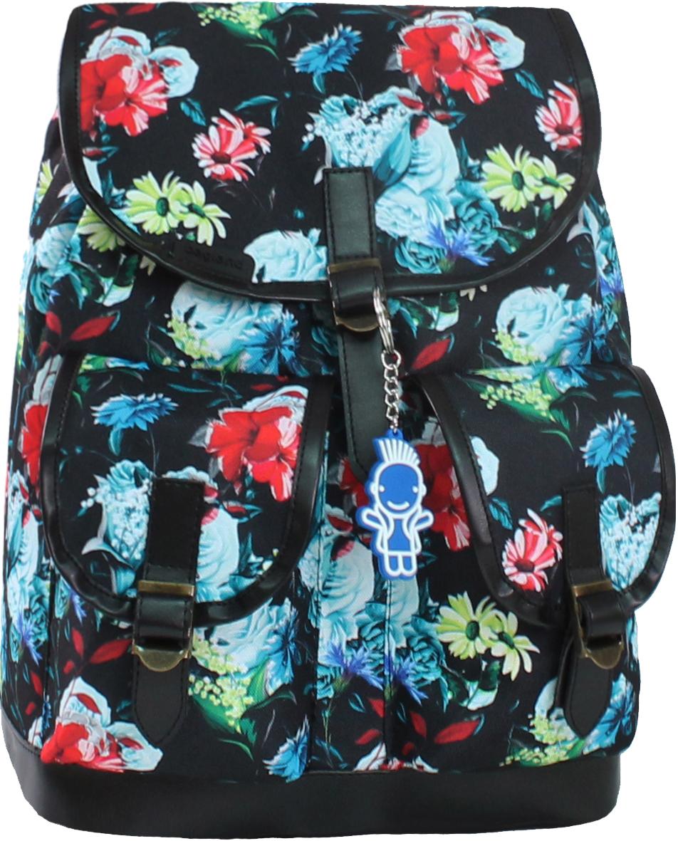 Городские рюкзаки Рюкзак Bagland Amy 16 л. сублимация 163 (00130664) IMG_8281.JPG