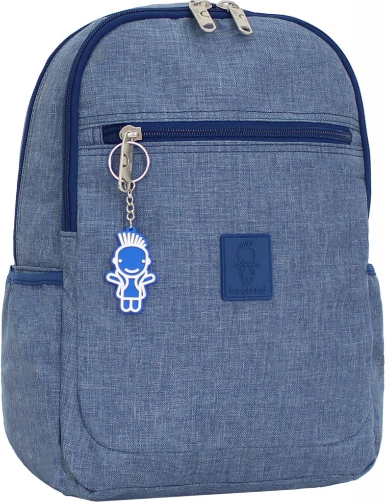 Детские рюкзаки Детский рюкзак Bagland Young 13 л. Синий (0051069) fc82b0fc541ab922a395543275ec203d.JPG
