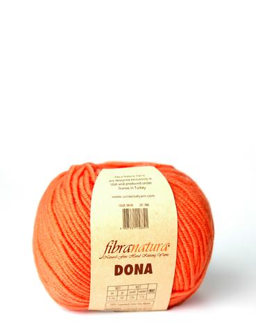 Купить Пряжа FibraNatura Dona | Интернет-магазин пряжи «Пряха»