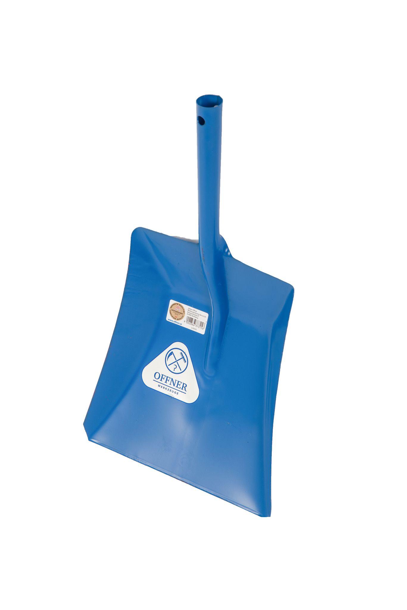 Совок для уборки мусора OFFNER, без черенка