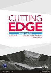 Cutting Edge 3Ed Elem TB+CD