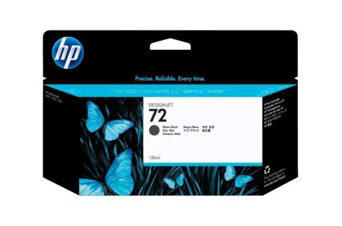 Оригинальный картридж струйный HP C9403A (№72), матовый черный