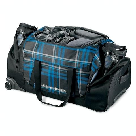 Картинка сумка на колесах Dakine Wheeled Duffle 90L Juliet - 5